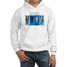 """""""Therapy Horses"""" Hoodie"""