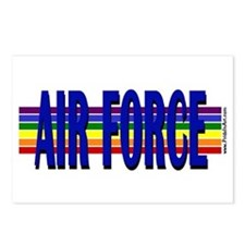 Air Force Pride Postcards (8)