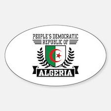 Algeria Decal