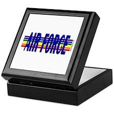 Air Force Pride Keepsake Box