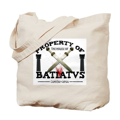 House of Batiatus Tote Bag