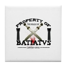House of Batiatus Tile Coaster