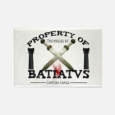 House of Batiatus Rectangle Magnet