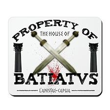House of Batiatus Mousepad