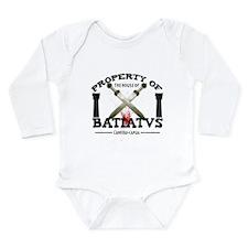 House of Batiatus Long Sleeve Infant Bodysuit