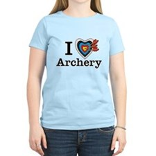 I Heart Archery T-Shirt