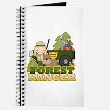 Female Forest Ranger Journal