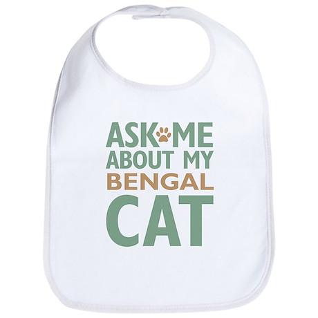 Bengal Cat Bib