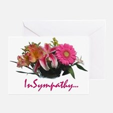In Sympathy Floral (Pk of 10)