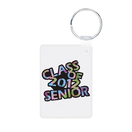 Class of 2012 Senior Aluminum Photo Keychain