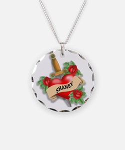 Shaney Tattoo Necklace