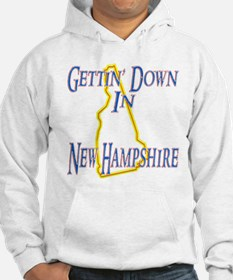 Gettin' Down in NH Hoodie