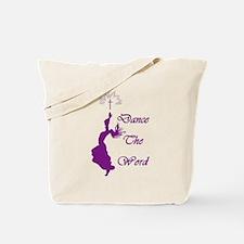 Unique Praise Tote Bag