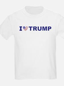 I Love Trump T-Shirt