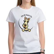 Wheaten Scottie IAAM Tee