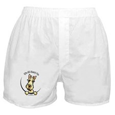 Wheaten Scottie IAAM Boxer Shorts