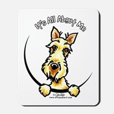 Wheaten Scottie IAAM Mousepad