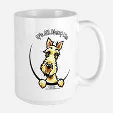 Wheaten Scottie IAAM Mug