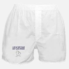 Cheating smart Boxer Shorts