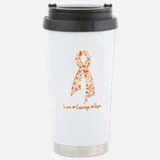 Butterflies Multiple Sclerosi Travel Mug