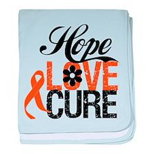 HopeCure Multiple Sclerosis baby blanket