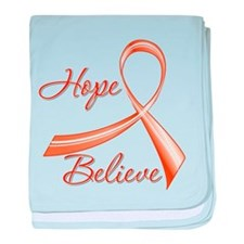 Believe Multiple Sclerosis baby blanket