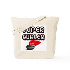 Super Curler Tote Bag