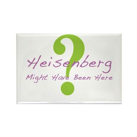 Heisenberg Rectangle Magnet (10 pack)