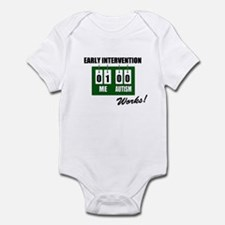 Early Intervention Works! Infant Bodysuit