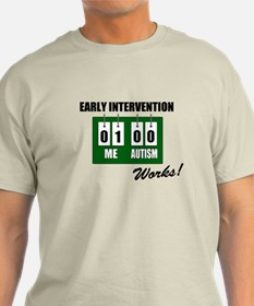 Early Intervention Works! T-Shirt