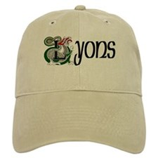 Lyons Celtic Dragon Baseball Baseball Cap