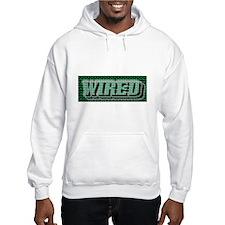 Wired Binary Hoodie