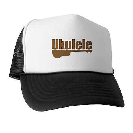Ukulele uke ukelele Trucker Hat