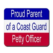 Mousepad Parent of a Petty Officer