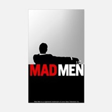 Mad Men Truth Lies Decal