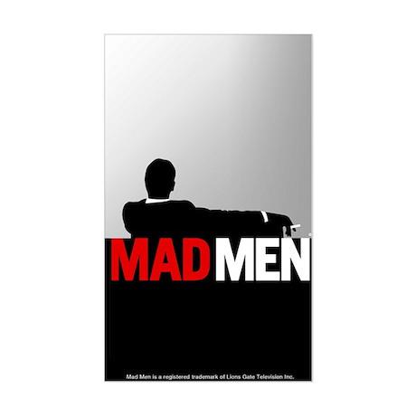 Mad Men Truth Lies Sticker