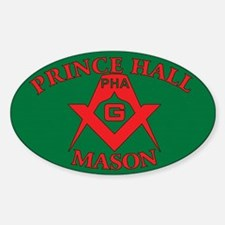 PHA Oval Decal