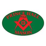 PHA Oval Sticker
