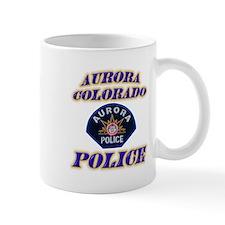 Aurora Police Mug