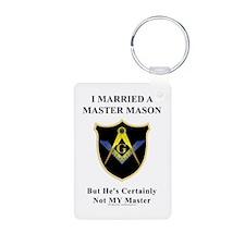 Masons Master Keychains