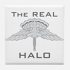 Real HALO Tile Coaster
