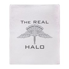 Real HALO Throw Blanket