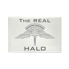 Real HALO Rectangle Magnet