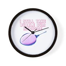 Bubble Gum Medicine Wall Clock