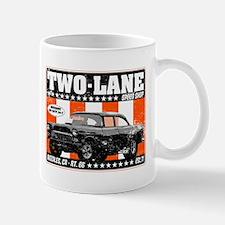 Two-Lane Speed Shop Mug
