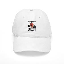 REAL WOMEN... DEADLIFT! - Baseball Cap
