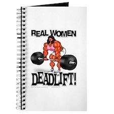 REAL WOMEN... DEADLIFT! - Journal