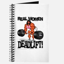 REAL WOMEN... DEADLIFT! - Journal