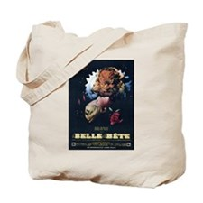 $19.99 Beauty and the Beast 2 Tote Bag