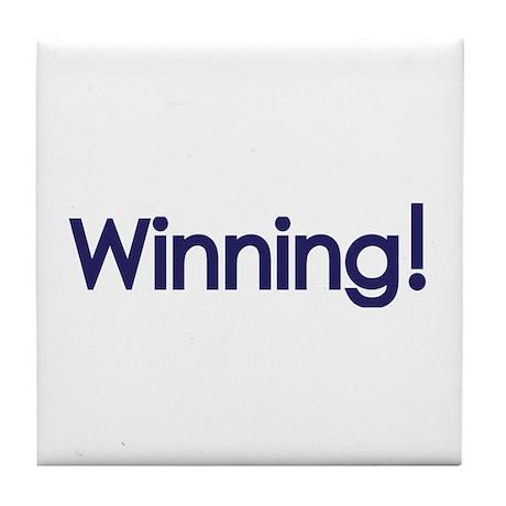Winning Sheen Tile Coaster